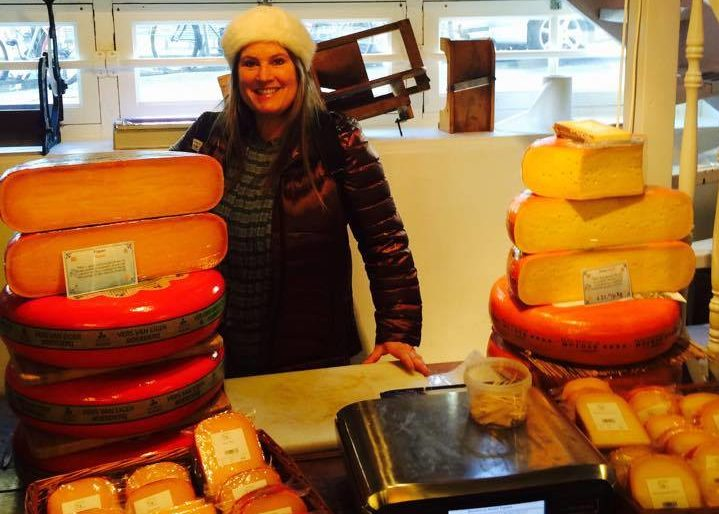 Jan Addison - The Neighbor Lady Cheese Owner & Artisan Cheesemaker