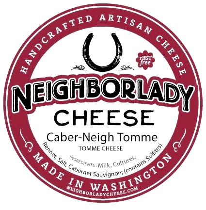 Caber-Neigh Tomme Cheese