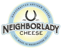 Neighbor Lady Cheese Retina Logo