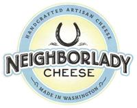 Neighbor Lady Cheese Logo