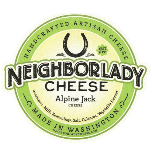 Alpine Jack Cheese